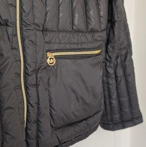 Michael Kors Jackets & Coats - MICHAEL KORS Packable Down Jacket XL Black